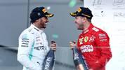 Formel 1, Lewis Hamilton, Sebastian Vettel
