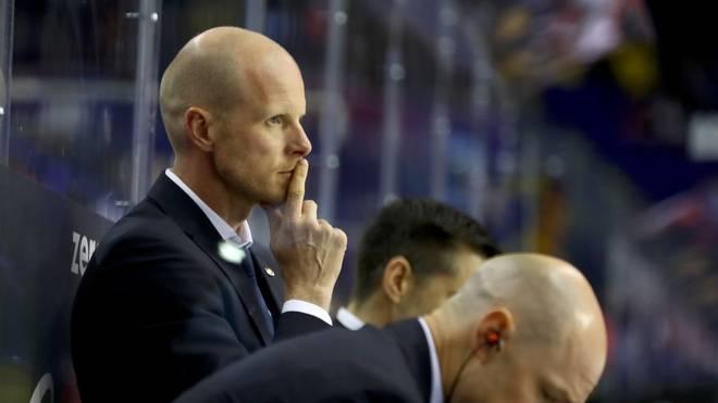Bundestrainer Toni Söderholm nominiert zwei Spieler für den anstehenden Deutschland-Cup nach