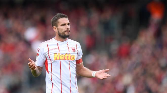 Marco Grüttner verlässt Regensburg nach Saisonende