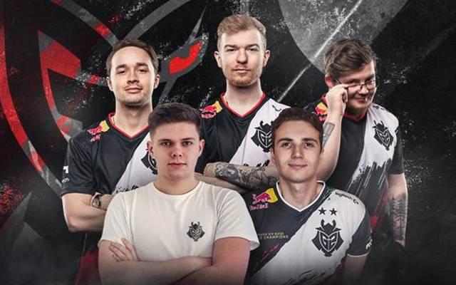 """Ex-Weltmeister! G2 präsentiert das neue """"Rainbow-Six-Siege-Superteam""""- ohne Superstar Fabian """"Fabian"""" Hällsten"""
