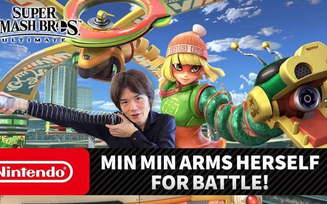 Min Min ist der nächste DLC-Charakter in Super Smash Bros. Ultimate