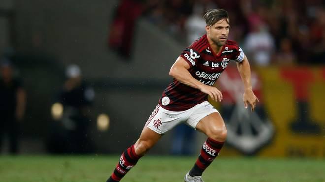 Ex-Bundesligastar Diego spielt aktuell für CR Flamengo