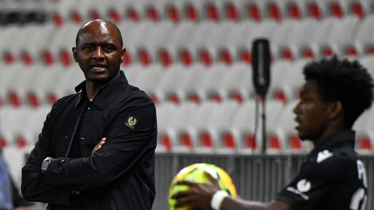 Nizza entlässt Trainer nach Leverkusen-Niederlage