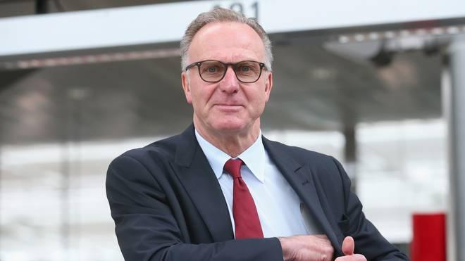 Karl-Heinz Rummenigge hat Stellung zum Trainerposten beim FC Bayern bezogen