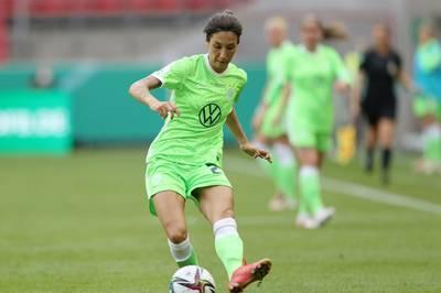 Sara Doorsoun fehlt Vizemeister VfL Wolfsburg mehrere Wochen. Die Abwehrspielerin muss wegen einer Muskelverletzung im linken Oberschenkel passen.