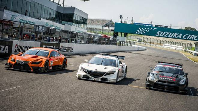 In Hockenheim erhält die DTM Besuch aus der japanischen Super-GT-Serie