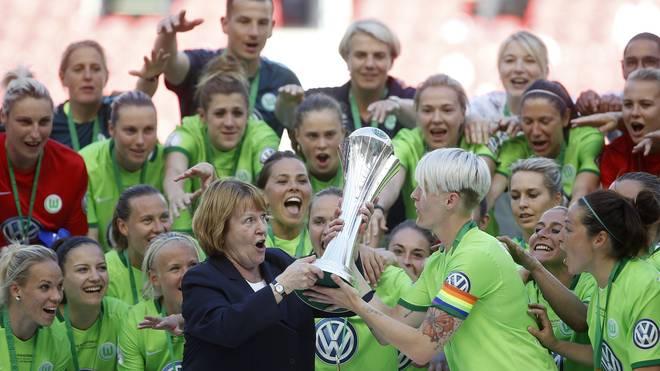 2017 hieß der DFB-Pokalsieger VfL Wolfsburg