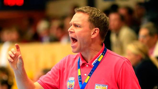 Jakob Vestergaard ist Trainer der DHB-Frauen