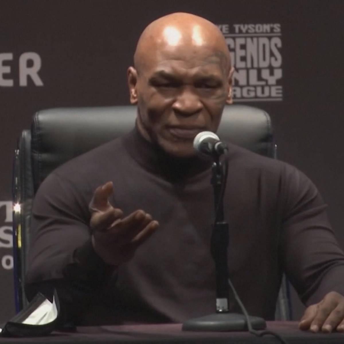 Nach Comeback: Tyson denkt schon an den nächsten Fight