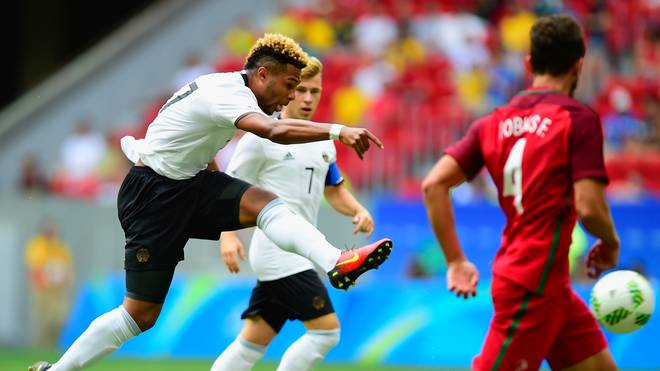 Portugal vs Germany - Quarterfinal: Men's Football - Olympics: Day 8