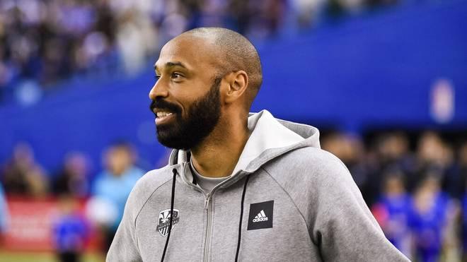 Thierry Henry trainiert aktuell CF Montréal