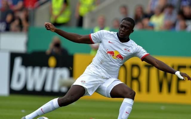 Ibrahima Konaté soll das Interesse des FC Liverpool geweckt haben