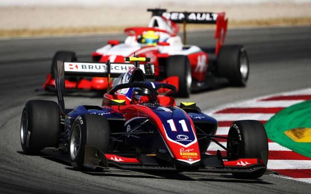 David Beckmann startet in der Formel 3 für das Team Trident