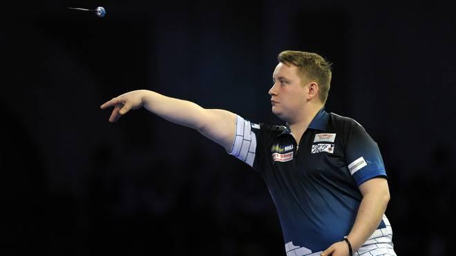 Martin Schindler hat die Qualifikation für die Darts-WM 2020 nicht geschafft