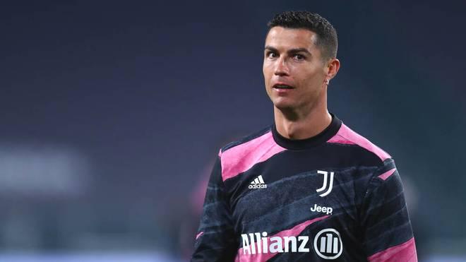 Cristiano Ronaldo von Juventus Turin gibt auch abseits des Platzes gerne Gas