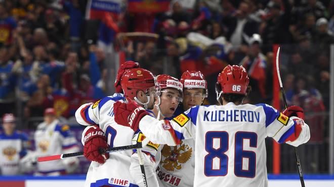 IHOCKEY-WORLD-GER-RUS