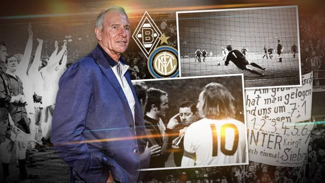 Ivano Bordon war als Inter-Keeper ein Protagonist der großen Duelle mit Mönchengladbach in den 1970ern