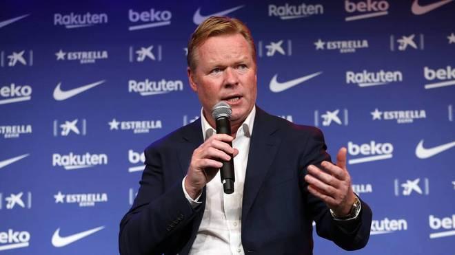 Der Start in La Liga ist für Ronald Koeman und den FC Barcelona mit sieben Punkten aus drei Spielen geglückt