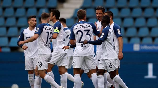 Der VfL Bochum ist bereits seit acht Partien ungeschlagen