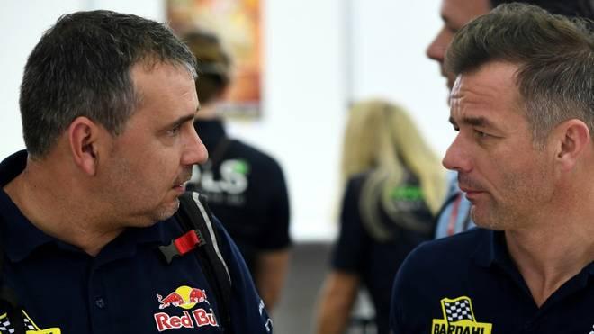 Sebastien Loeb (r.) und Daniel Elena bildeten 23 Jahre lang ein Duo