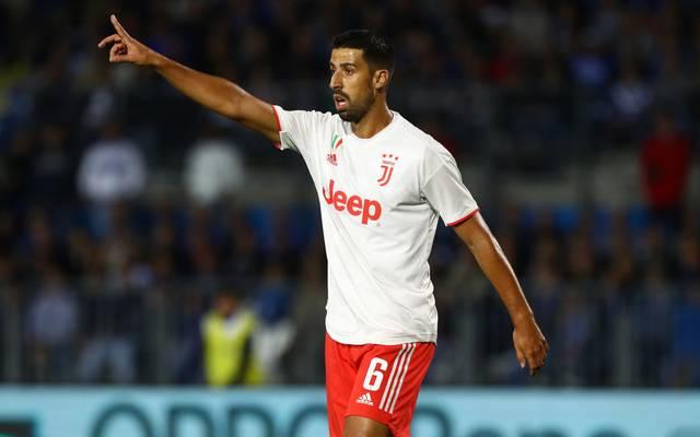 Sami Khedira will bald wieder auf dem Platz stehen