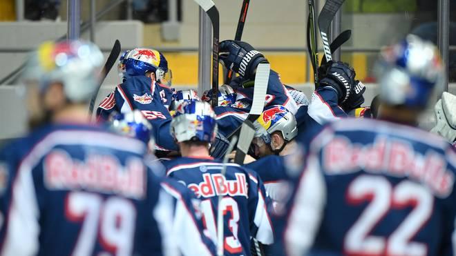 Der EHC Red Bull München erreichte in der vergangenen Saison das Finale der Champions Hockey League