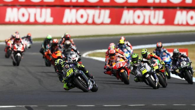 Der Saisonauftakt der MotoGP wurde abgesagt