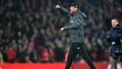 Jürgen Klopp strebt mit dem FC Liverpool die erste Meisterschaft seit 1990 an
