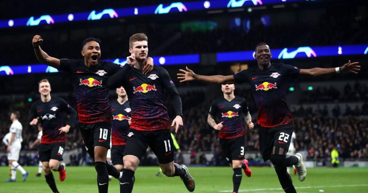 Champions League: Tottenham Hotspur - RB Leipzig 0:1 - Werner beendet Torflaute