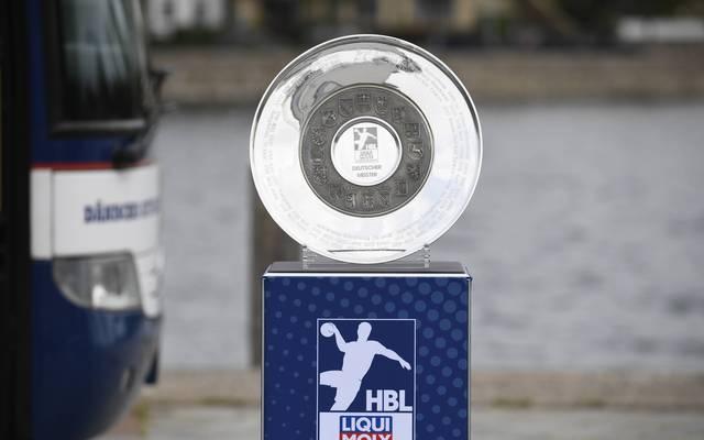 Der THW Kiel gewann die abgebrochene Saison 2019/20
