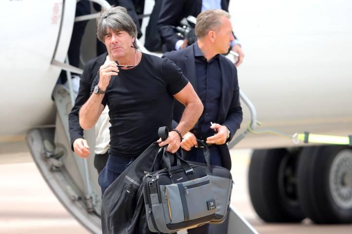 Joachim Löw startet mit dem DFB-Team ins WM-Trainingslager in Südtirol. Welche Spieler sind schon fit für Russland? Und wer muss Gas geben? SPORT1 macht den großen Check