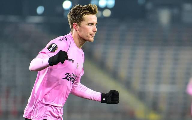 Johannes Eggestein trifft in der Europa League gegen Tottenham Hotspur
