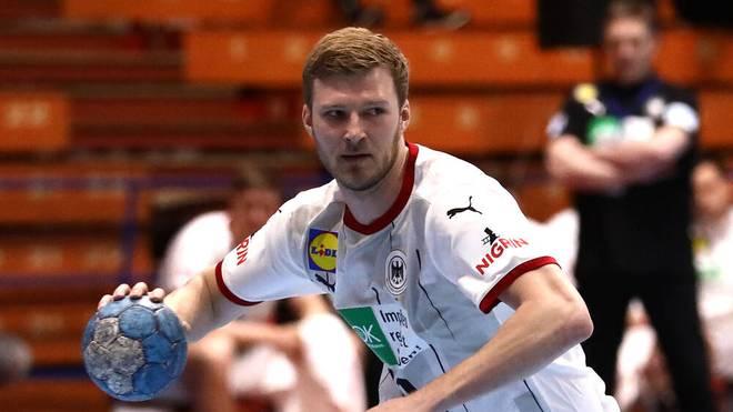 Philipp Weber lief zuletzt als Kapitän der deutschen Handball-Nationalmannschaft auf