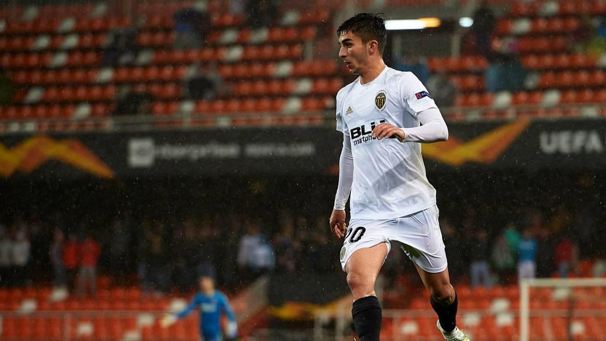 Greift Jürgen Klopp beim FC Valencia zu?
