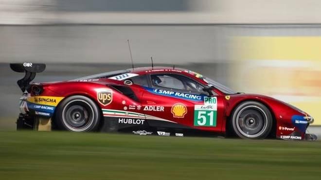 AF Corse setzt wie das Formel-1-Team künftig auf ein dunkleres Rot