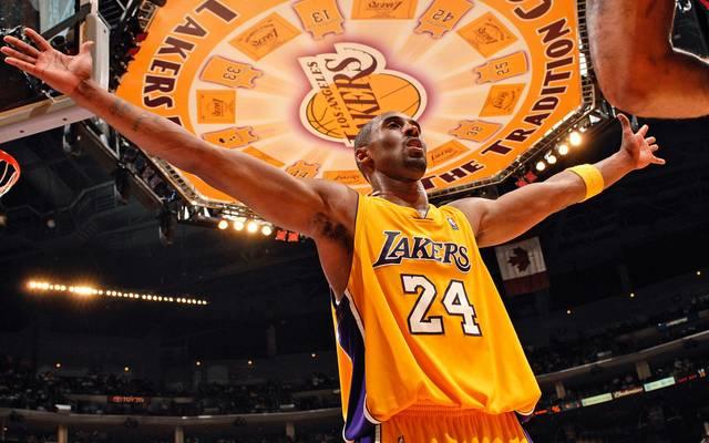 Kobe Bryant erzielte 2005/06 und in der folgenden Saison die meisten Punkte der NBA-Hauptrunde