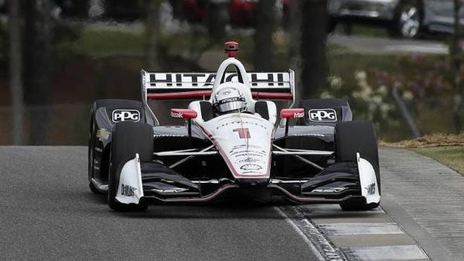 Josef Newgarden gewinnt den Alabama-Grand-Prix der IndyCar-Serie