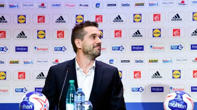 Guillaume Gille ist neuer Nationaltrainer der französischen Landesauswahl