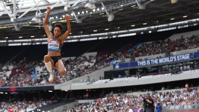 Malaika Mihambo will im Weitsprung WM-Gold holen