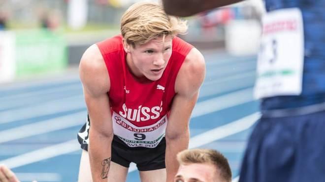 Der Schweizer Finley Gaio hat sich trotz seines Horror-Unfall beim Stabhochsprung für die Hallen-Leichtathletik-EM qualifiziert