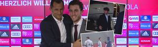Mit Privatjet zum FC Bayern: So lief Odriozolas erster Tag