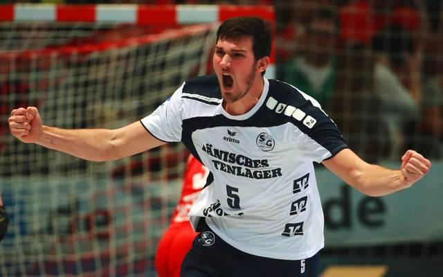 Drasko Nenadic spielte unter anderem für den HSV und Flensburg-Handewitt