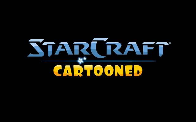 StarCraft: eSports-Klassiker gibts jetzt auch Cartooned