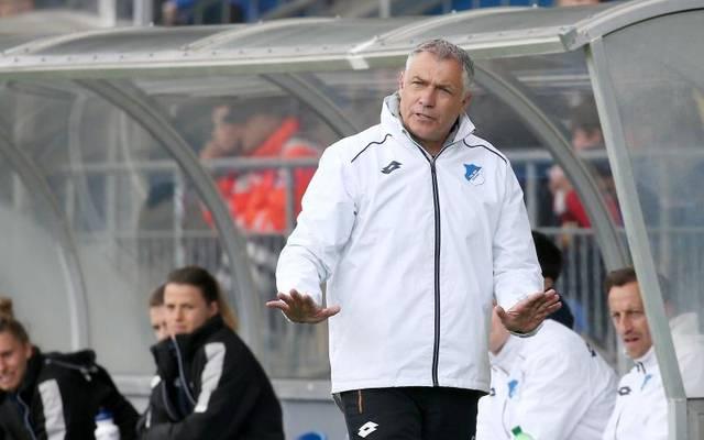Ist Fußball- und Berufsschullehrer: Hoffenheims Frauen-Coach Jürgen Ehrmann