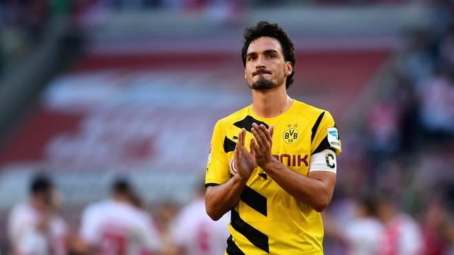 BVB-Kapitän Mats Hummels wechselt im Sommer zum FC Bayern