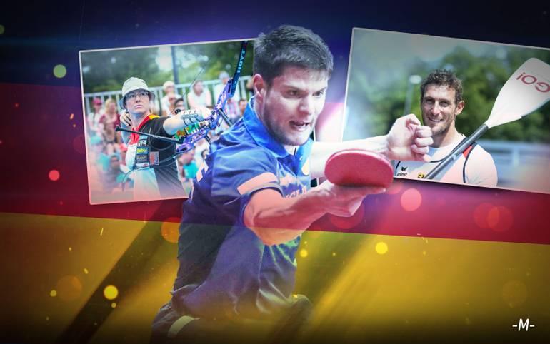 Die European Games (täglich LIVE im TV auf SPORT1) stehen vor der Tür. Mit dabei sind auch 149 deutsche Athleten und Athletinnen. SPORT1 stellt die größten deutschen Stars vor