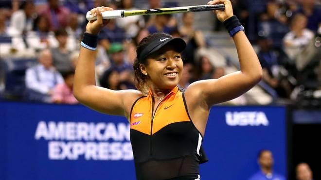 Naomi Osaka löste ihre Tennis-Kollegin Serena Williams als bestbezahlte Sportlerin ab