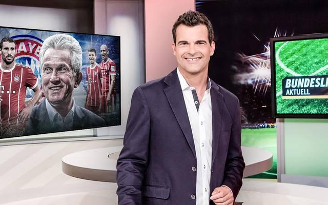 Oliver Schwesinger führt am Freitag durch Bundesliga Aktuell