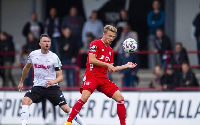 Fiete Arp und der FC Bayern II haben in der 3. Liga einen kapitalen Fehlstart hingelegt