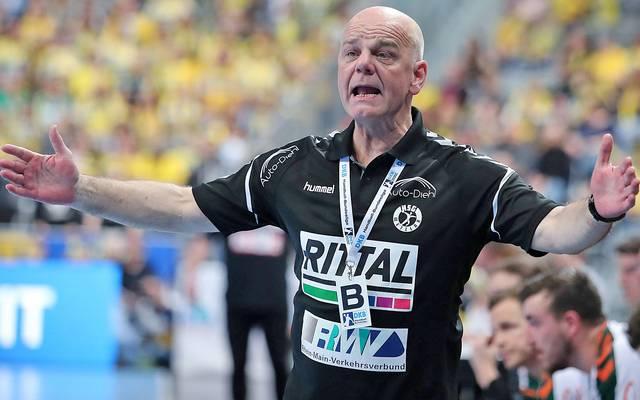 Kai Wandschneider ist Trainer des HSG Wetzlar